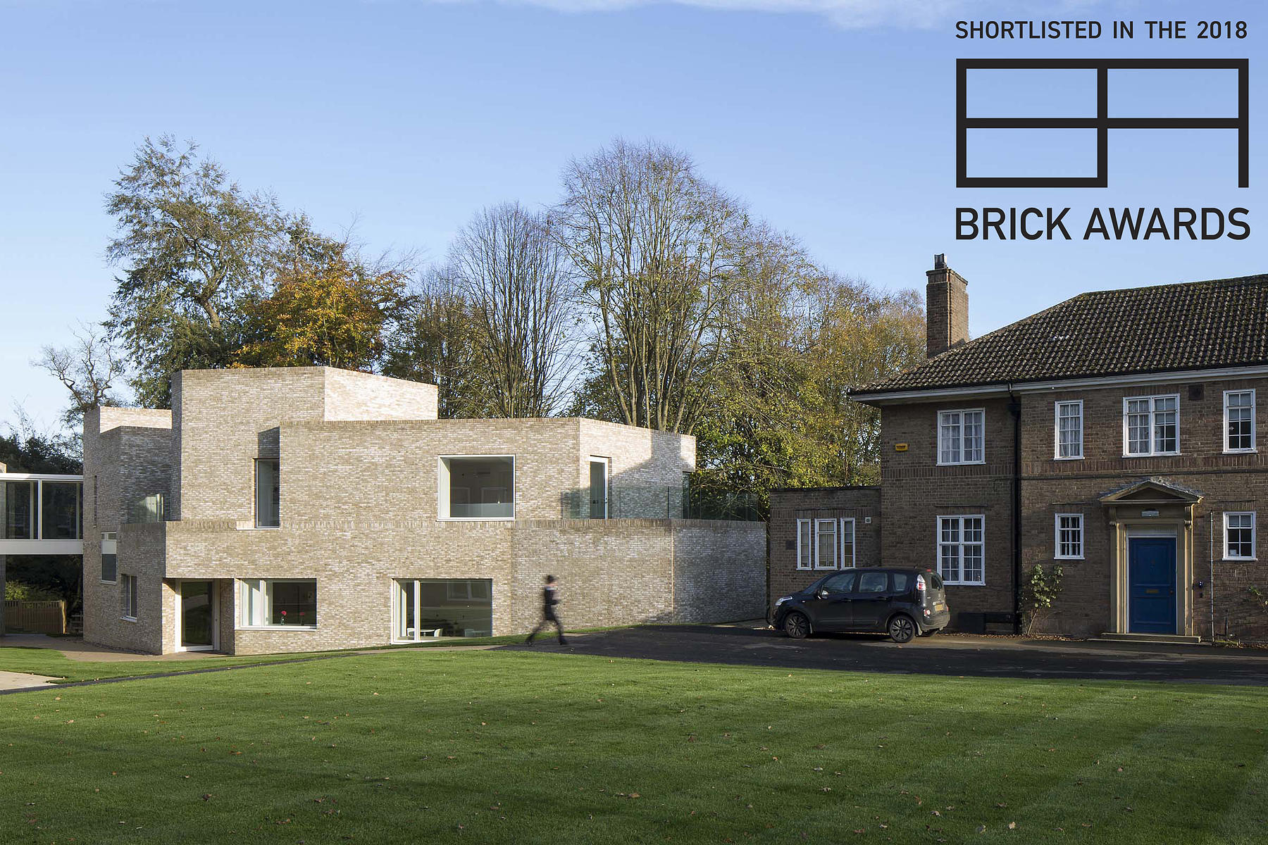 Mica u west house shortlisted for brick award